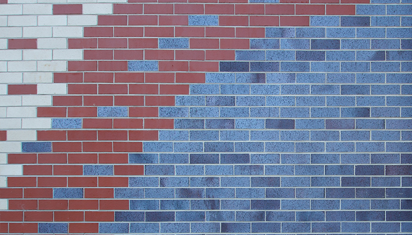 How to choose brick colours
