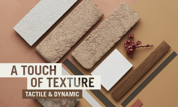 A Touch of Texture