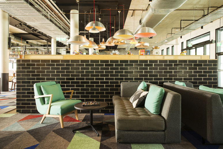 Collection Case Study - Atura Hotel PGH Bricks