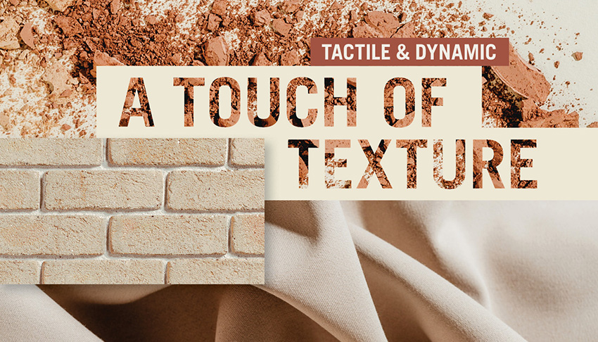 A Touch of Texture - Styles 2018 | PGH Bricks & Pavers