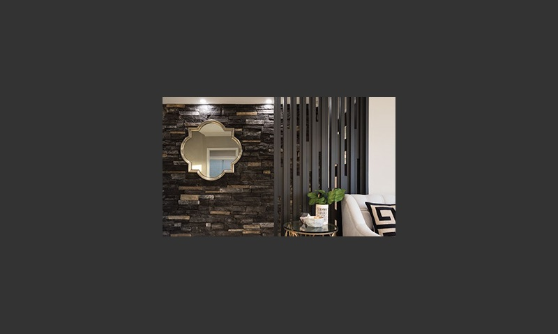 BLACK RUNDLE COUNTRY LEDGESTONE -Cultured Stone - Collection - Copy PGH Bricks
